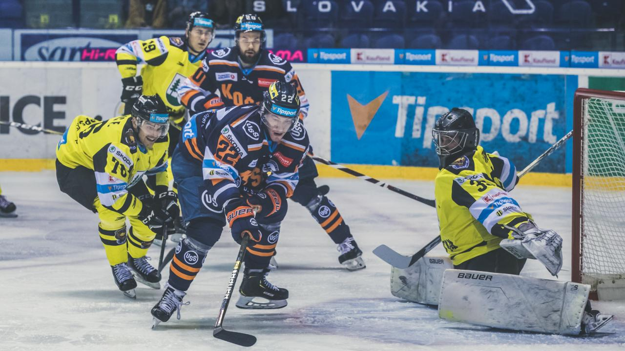 Detva team defeated in Košice, Šoltés and Kafka scored two goals