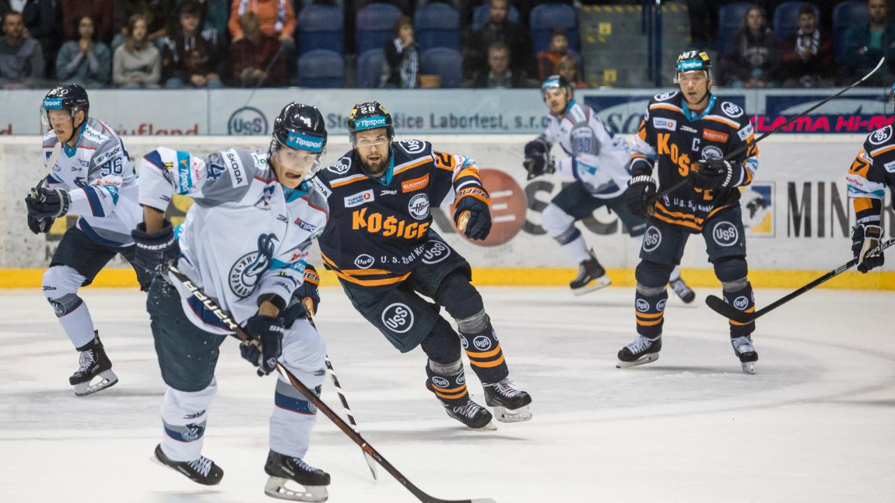 Tuesday's derby: on home ice against Poprad!