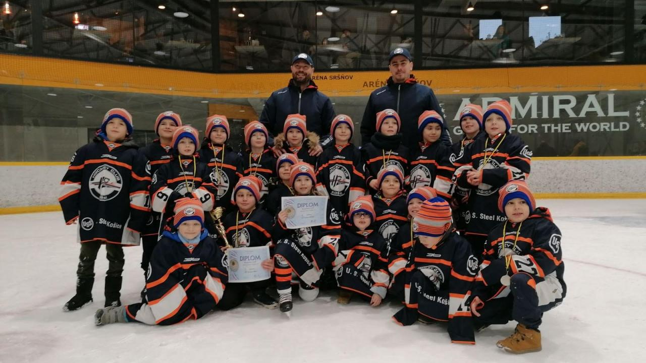 Our HP2 and HP3 Class small hockey players competed in tournaments