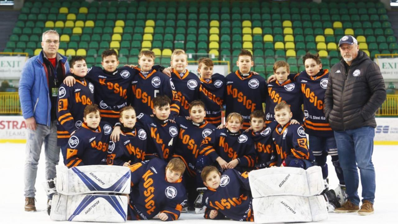 Young HC Košice hockey players were successful in another tournament