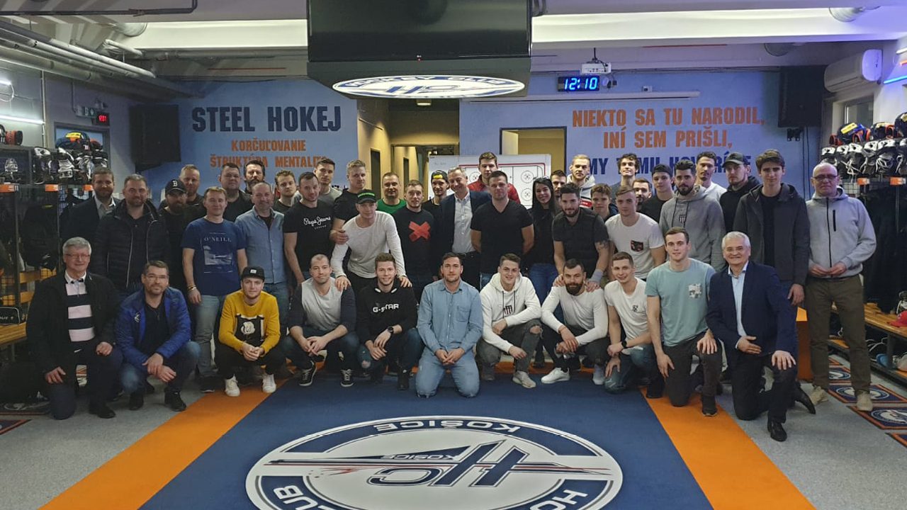 Statement of HC Košice management on the termination of the season and the ranking