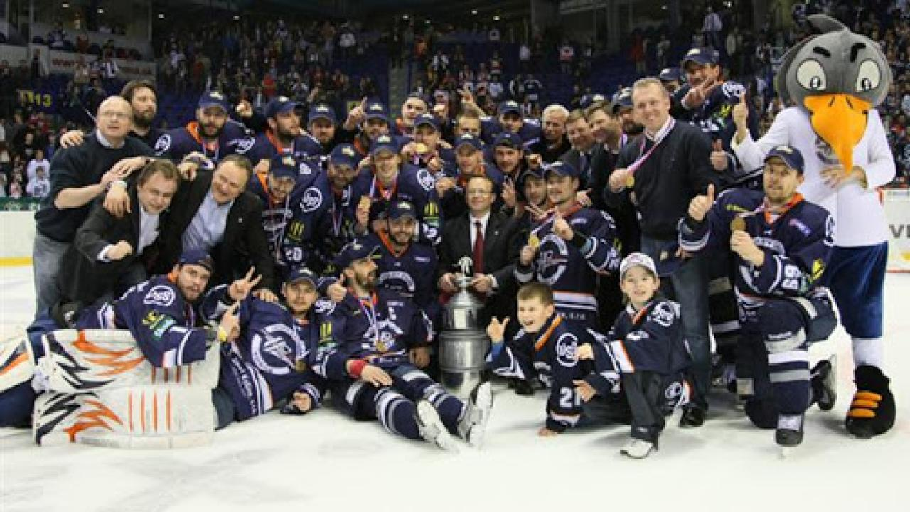Ten years ago, we defeated Slovan in Steel Arena and won the 7th Champions title